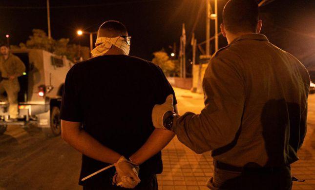 """צה""""ל עצר את המחבלים שפצעו לוחמים שבוע שעבר"""