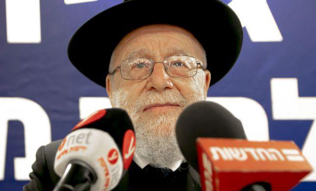 הרב דב ליאור מבקש: עזרו למוסדות מערת המכפלה