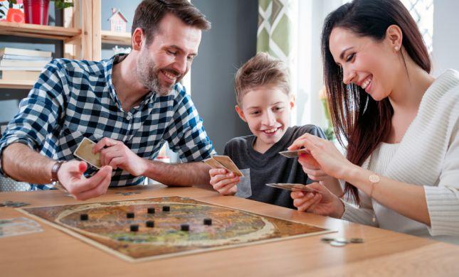 שחק נא עם המלצה למשחק לשבת: והפעם - ג׳ובאקו