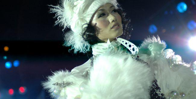 קורונה מה? שבוע האופנה בסין כמעט כרגיל