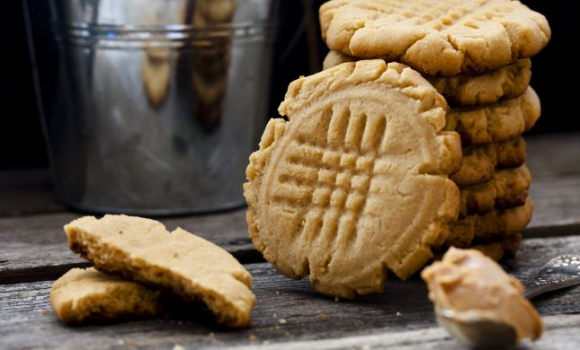 טעים להכיר: עוגיות חמאת בוטנים מ-3 מרכיבים בלבד