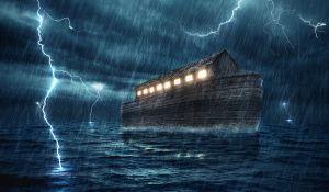 יהדות, פרשת שבוע פנימיות בקטנה: למה המבול נקרא על שמו של נח?