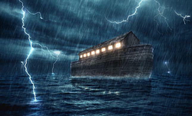 פנימיות בקטנה: למה המבול נקרא על שמו של נח?