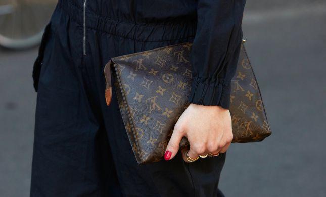"""לואי ויטון בית אופנה צרפתי מתערב בבחירות בארה""""ב?"""