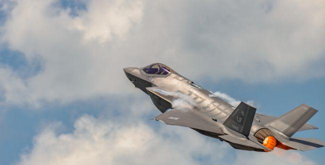 חיל האוויר הישראלי ירכוש 10 מטוסי F-35