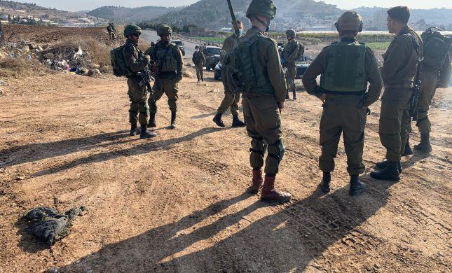 פיגוע דקירה בדרום הר חברון; המחבל נוטרל