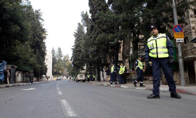מהיום עד יום שישי: אלו הכבישים שייחסמו בירושלים