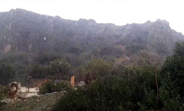 זה מתחיל | גשמים חזקים ברחבי הארץ. צפו בתיעוד