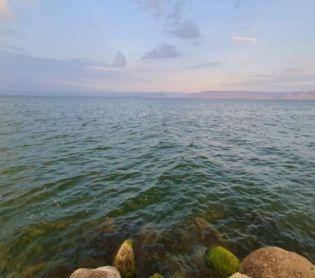 ארץ ישראל יפה, טיולים, מבזקים למרות הגשם: ירידה במפלס הכנרת; איך זה קורה?
