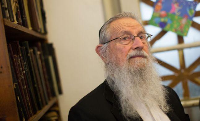 הרב זלמן מלמד מתייחס לפגישת בנו עם הרפורמים