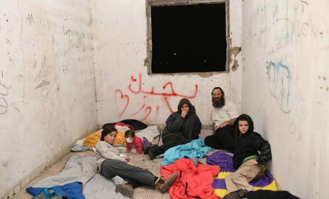 מבצע לילי: עשרות משפחות חידשו ההתיישבות בשא-נור
