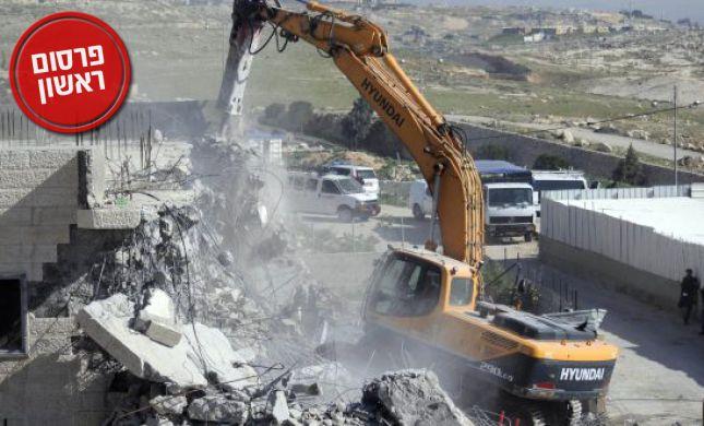 משרד המשפטים מעכב הריסת בתים במזרח ירושלים
