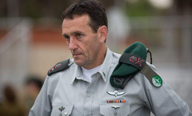 """האלוף הרצי הלוי מונה לתפקיד סגן הרמטכ""""ל"""