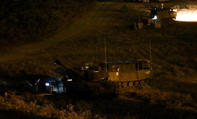 """אירוע בטחוני בגבול לבנון: צה""""ל עצר שני חשודים"""
