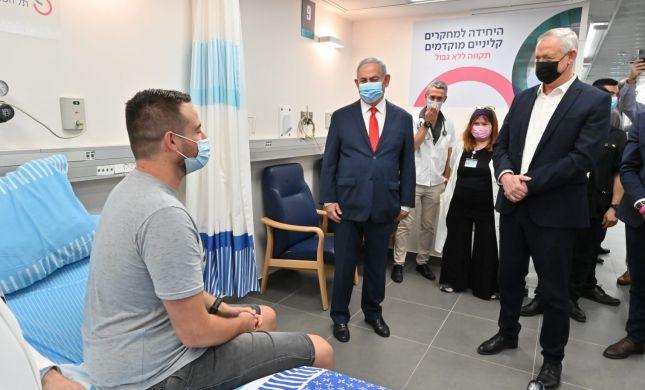 """נתניהו: """"נביא מספיק חיסונים לכל אזרחי ישראל"""""""