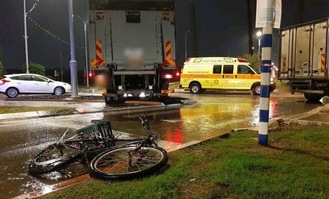 בשל הגשם: שלושה פצועים בשלוש תאונות שונות
