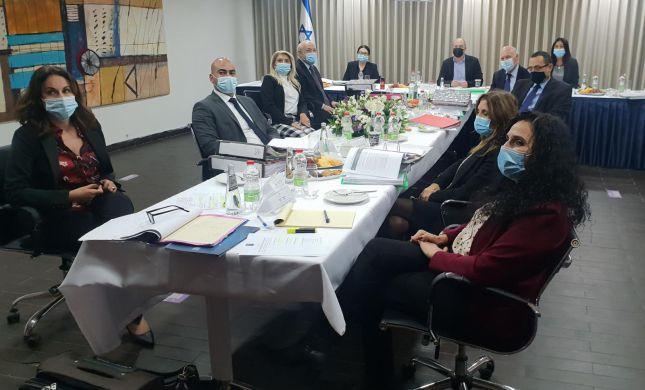 הוועדה למינוי שופטים מינתה הערב 11 שופטים