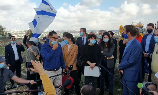 אריה קינג: האנטישמיות החדשה - תמיכה בפלסטינים