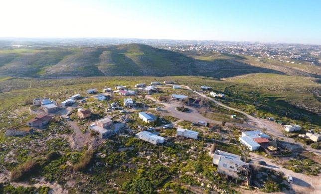 """על דעת נתניהו: הממשלה תקדם הסדרת ישובים ביו""""ש"""