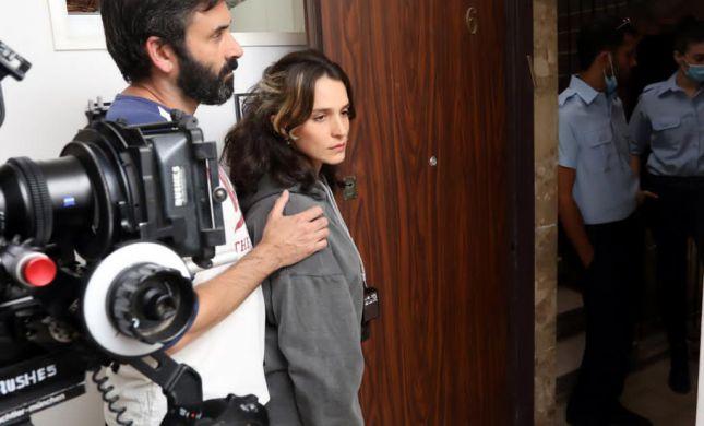 מאבק באלימות נגד נשים: יאנה יוסף בהפקת טלוויזיה
