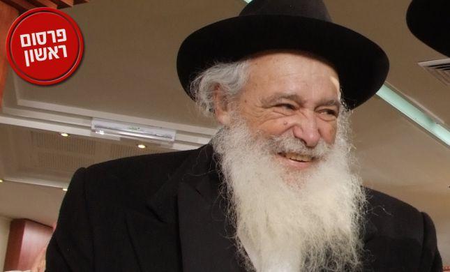 הרב נבנצל מצטרף לאוסרים קבורת חייל גוי ליד יהודי