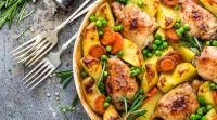אוכל, מתכונים בשריים ארוחת שבת בסיר אחד: 3 מתכונים שתשמחו לאמץ