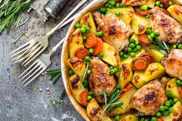 ארוחת שבת בסיר אחד: 3 מתכונים שתשמחו לאמץ