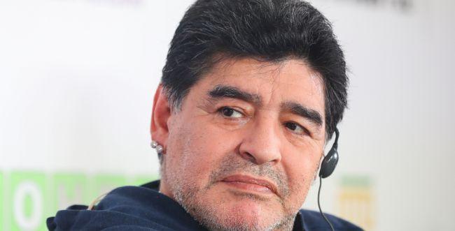 אבל בארגנטינה: דייגו מראדונה מת מדום לב