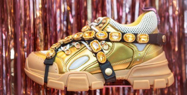 האפליקציה שתאפשר לכם לעצב דגם של נעל יוקרה