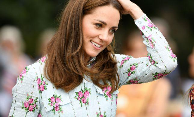 הנסיכה השמרנית קייט מידלטון הפכה בלונדינית