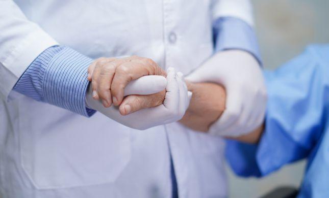 המלאכית שסייעה לחולים גם כשחלתה בניוון שרירים