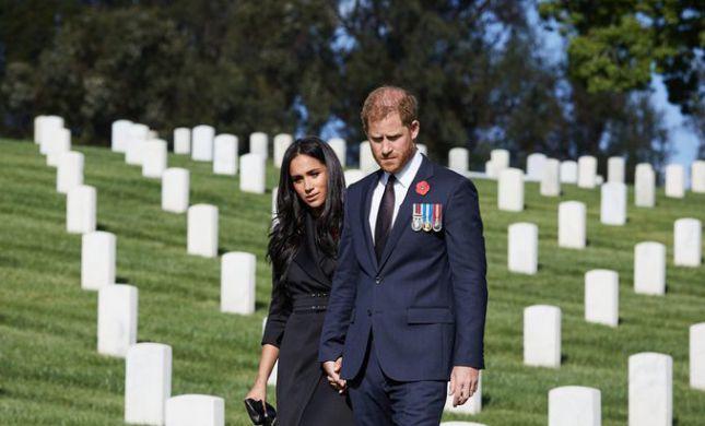 פיוס בבית המלוכה: מייגן וקייט מתאמות בגדים