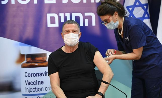 התחלואה יורדת: מעל 50% מאזרחי ישראל התחסנו