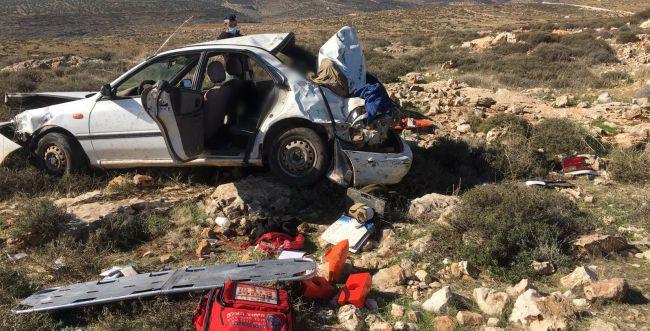 טרגדיה בבנימין: נער גבעות נהרג במהלך מרדף משטרתי