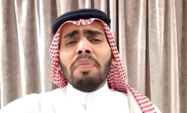 הבלוגר הסעודי נפרד מאביו עם שירו של חנן בן ארי