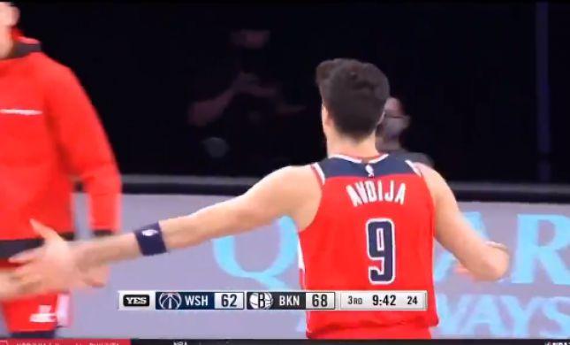 פתיחה חלומית של דני אבדיה בליגת ה- NBA