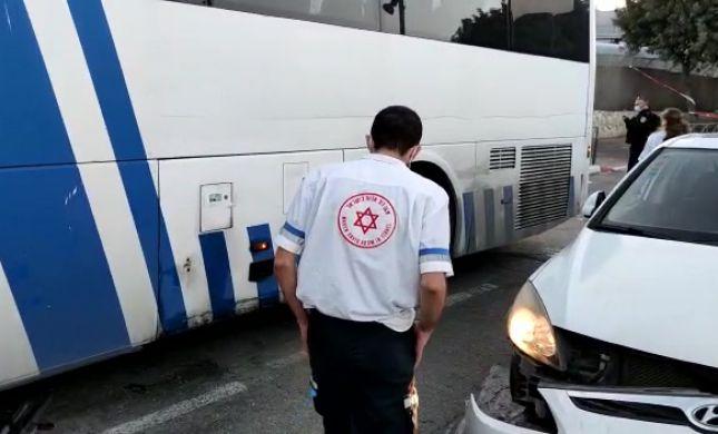 אדם אחר נהג באוטובוס שדרס למוות שני פועלים