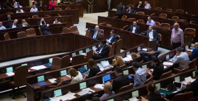 מפלגת העבודה תצביע בעד פיזור הכנסת