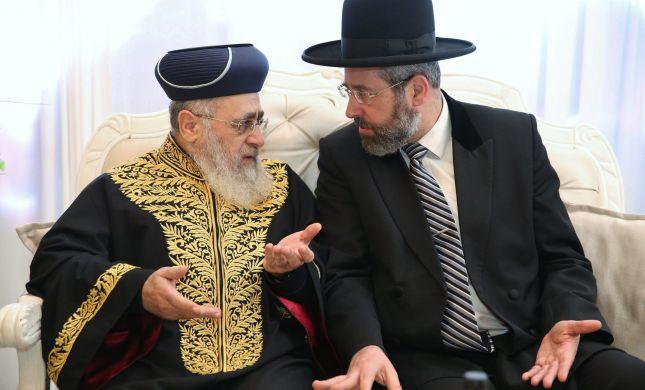 הרבנות: שומרי כשרות לא יגיעו לבתי חולים בפסח
