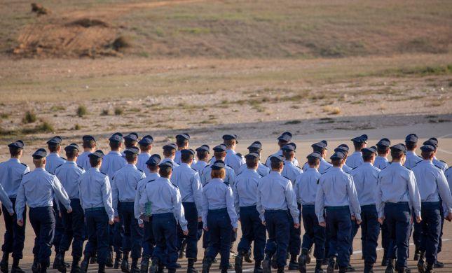 צפו בשידור חי: טקס סיום קורס טיס 181