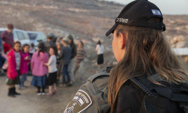 שוטר הורשע בהטרדה מינית והתנכלות לשוטרת