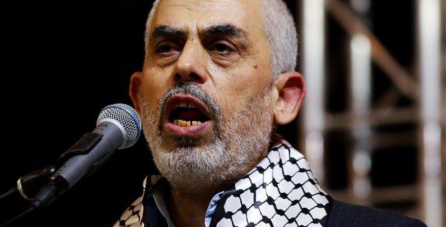 """צה""""ל תקף את ביתו של מנהיג חמאס יחיא סינוואר"""