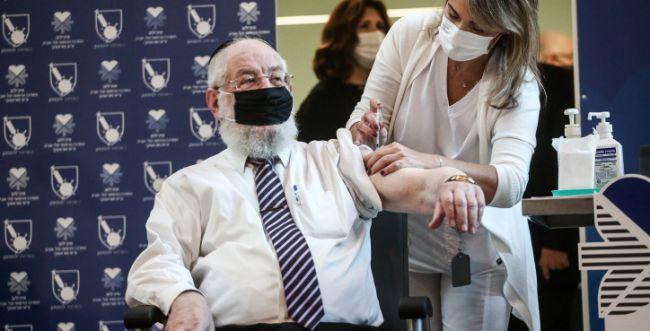 לאחר חודשים של מגפה: החל מבצע החיסונים