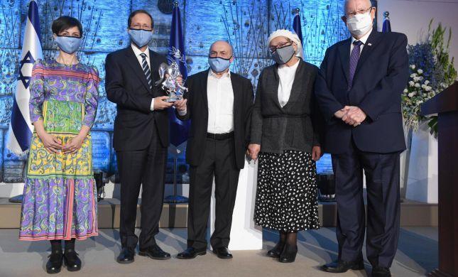 אלו הזוכים בתחרות הסטארטאפ של פרס בראשית