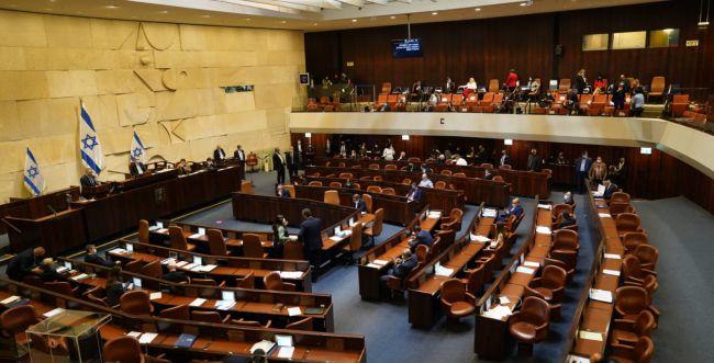 """לקראת פיזור הכנסת: קיצוץ שכר הח""""כים ירד מסדר היום"""