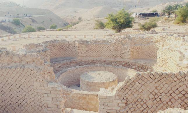 אלפים יגיעו בחנוכה לארמונות החשמונאים ביריחו