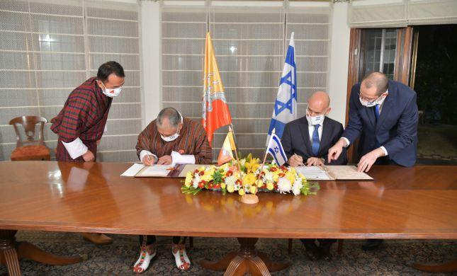 אחרי מרוקו: ישראל כוננה יחסים דיפלומטים עם בהוטן