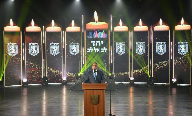ערב של גבורה ואחדות עם ישי ריבו וחיים ישראל. צפו