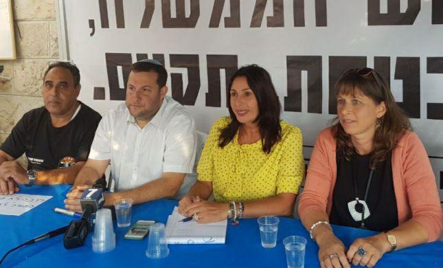 שלוש שנים למאבק: נבחר קבלן לכביש עוקף חווארה