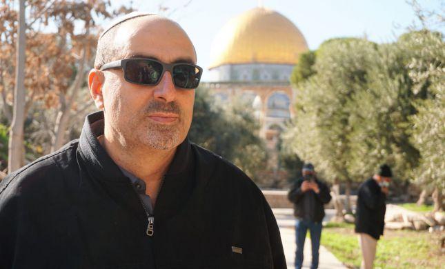 לראשונה בחייו: חבר הכנסת מהליכוד עלה להר הבית